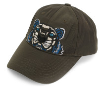 Baseballkappe mit Tiger-Patch