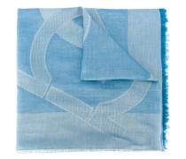 Schal mit Fransen - women - Baumwolle