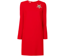 Kleid mit Stern-Patch
