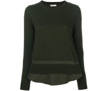 Pullover im Lagen-Look