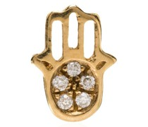 'Hand of Fatima' Anhänger mit Diamanten