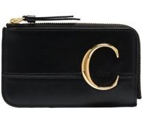 Portemonnaie mit C