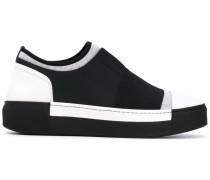 Sneakers in Colou-Block-Optik - women