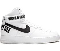 'Air Force 1 Supreme' High-Top-Sneakers