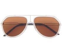 Getönte Sonnenbrille