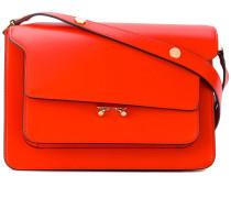 Trunk satchel - women - Kalbsleder/Messing