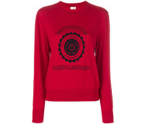 Sweatshirt mit 'Université'-Motiv