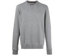 - Sweatshirt mit Logo-Prägung - men
