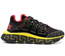 Trigreca Sneakers mit Cut-Outs