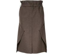 Sipa flared skirt