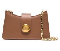 Mini-Tasche mit Kettenriemen
