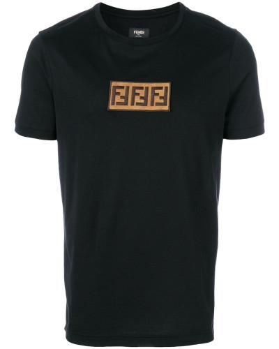 T-Shirt mit FF-Logo