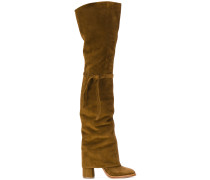 over-the-knee Daytime boots