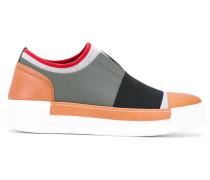 Slip-On-Sneakers in Colour-Block-Optik - women