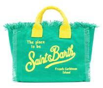 Handtasche mit Logo