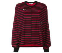 Swallow striped T-shirt