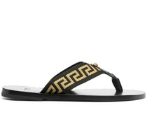 Flip-Flops mit Greca-Muster