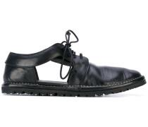 Schuhe mit Cut-Outs - women - Leder/rubber - 40