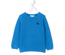 - Pullover in Waffelstrick - kids - Baumwolle