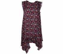 P.A.R.O.S.H. floral-print georgette dress