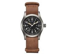 'Khaki Field' Armbanduhr, 38mm