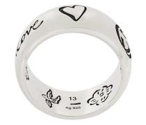 'Blind For Love' Ring