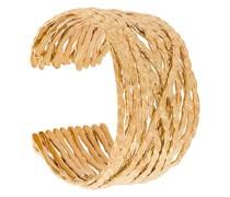 24kt vergoldete 'Liane' Armspange