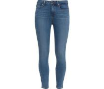 Brett Hoxton Mid-Rise Skinny Jeans