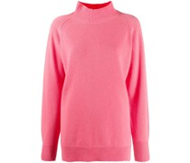 Zweifarbiger Pullover