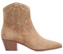 - 'Rock 40' Cowboy-Stiefeletten - women - Leder