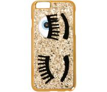 'Flirting' iPhone 6-Hülle im Metallic-Look