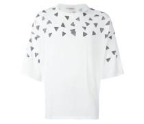 T-Shirt mit Dreiecken