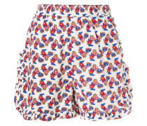 'Galletti' Shorts mit Rüschen