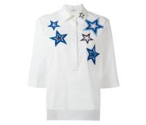 P.A.R.O.S.H. 'Gangstar' Hemd mit Stickerei