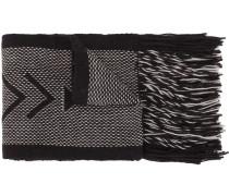 'Mapu' Schal mit Fransen