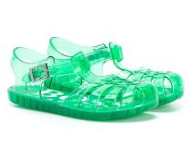 - Jelly-Schuhe mit Logo-Print - kids - rubber - 29