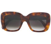 Eckige Sonnenbrille - women - Acetat