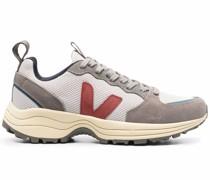Venturi suede-panel sneakers