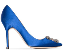 'Hangisi 105' Satin-Pumps