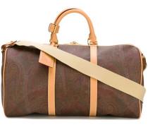 Reisetasche mit Paisleymuster