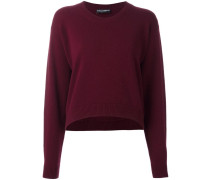 Cropped-Kaschmirpullover