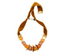 'Amber Savanna' Halskette