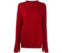 Pullover mit Handschuhdetail
