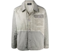 A-COLD-WALL* Jacke im Used-Look