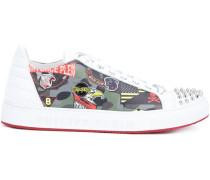 """Sneakers mit """"Air Force""""-Print"""