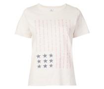 T-Shirt mit Print - women - Baumwolle - 3