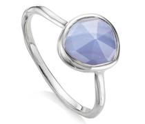 'Siren' Ring mit Achat