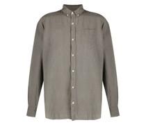 Malibu Button-down-Leinenhemd