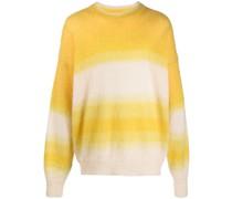 Drussell Pullover mit Ombré-Effekt