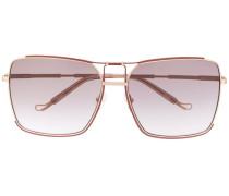 x Linda Farrow 'Peony' Sonnenbrille